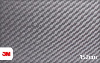 3M 1080 CFS201 Carbon Fiber Anthracite plakfolie