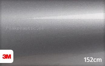3M 1080 G251 Gloss Sterling Silver plakfolie