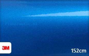 3M 1080 G337 Gloss Blue Fire plakfolie