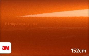 3M 1080 G344 Gloss Liquid Copper plakfolie