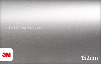 3M 1080 S120 Satin White Aluminium plakfolie