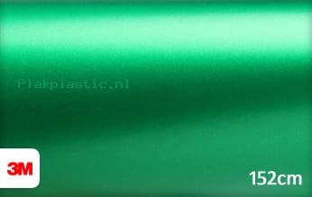 3M 1080 S336 Satin Sheer Luck Green plakfolie