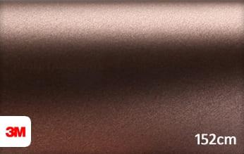 3M 1380 M219 Matte Brown Metallic plakfolie