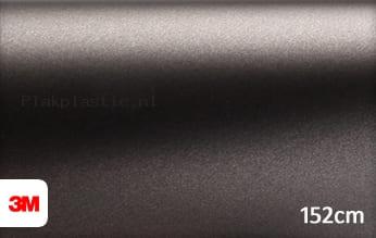 3M 1380 M221 Matte Charcoal Metallic plakfolie