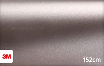 3M 1380 M230 Matte Grey Metallic plakfolie