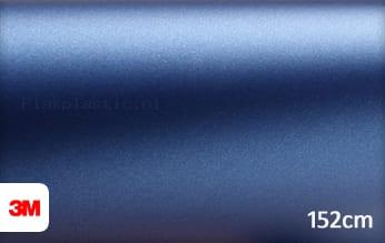 3M 1380 M287 Matte Slate Blue Metallic plakfolie