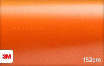 3M 1380 S284 Satin Autumn Orange plakfolie