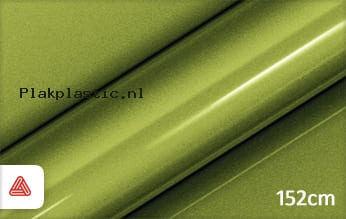 Avery SWF Acid Green Gloss Metallic plakfolie