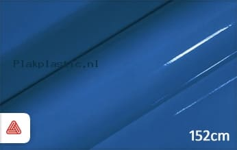 Avery SWF Blue Gloss plakfolie