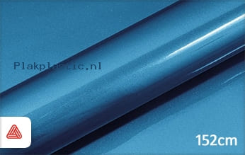 Avery SWF Bright Blue Gloss Metallic plakfolie