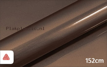 Avery SWF Brown Gloss Metallic plakfolie