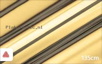 Avery SWF Gold Chrome plakfolie