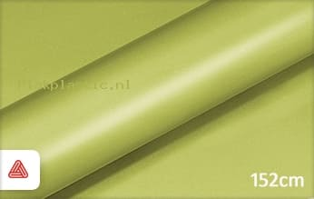 Avery SWF Yellow Green Matte Metallic plakfolie