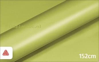 Avery SWF Yellow Green Matte Metallic plakfolie