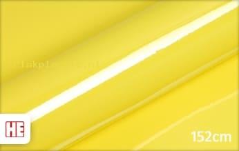 Hexis HX20108B Lemon Yellow Gloss plakfolie