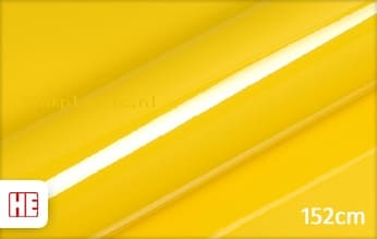 Hexis HX20109B Sun Yellow Gloss plakfolie