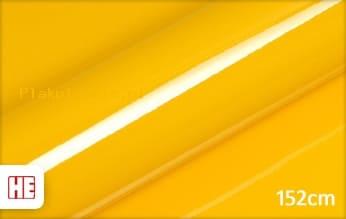 Hexis HX20123B Daffodil Yellow Gloss plakfolie