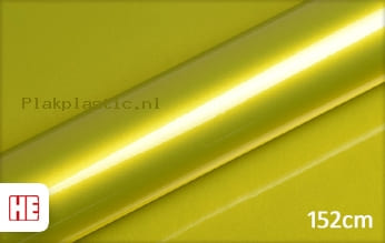 Hexis HX20558B Yellow Metallic Gloss plakfolie