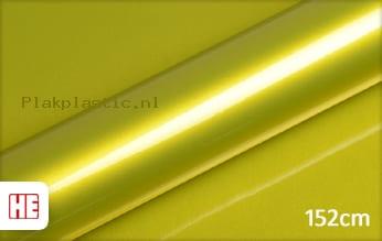 Hexis HX20558B Yellow Metallic Gloss plakfolie