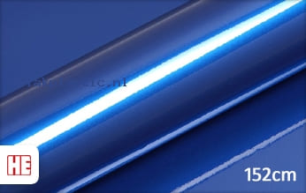Hexis HX20905B Night Blue Metallic Gloss plakfolie