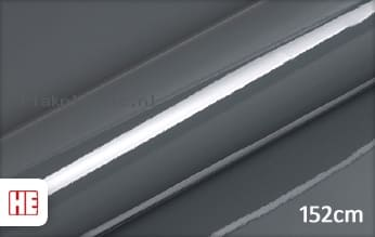 Hexis HX20G06B Nardo Grey Gloss plakfolie