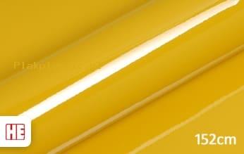 Hexis HX20JMIB Honey Yellow Gloss plakfolie