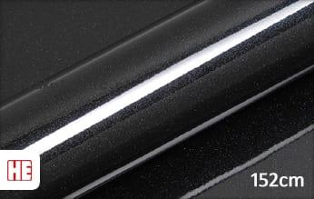 Hexis HX20NEPB Sparkle Black Gloss plakfolie