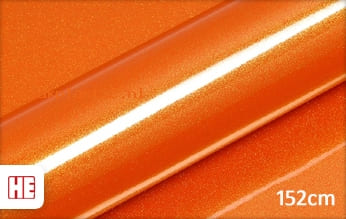 Hexis HX20OAUB Aurora Orange Gloss plakfolie