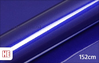 Hexis HX20P005B Triton Blue Gloss plakfolie