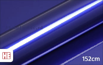 Hexis HX30BNEB Neon Blue Gloss plakfolie