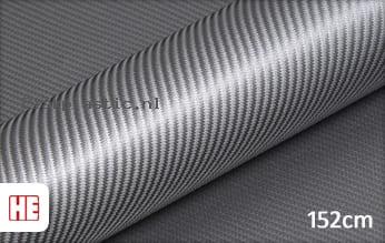 Hexis HX30CAGGRB Graphite Grey Carbon Gloss plakfolie