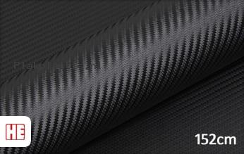 Hexis HX30CANCOB Raven Black Carbon Gloss plakfolie