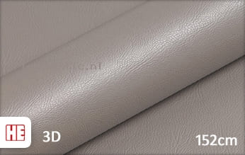 Hexis HX30PGGTAB Grain Leather Taupe Grey Gloss plakfolie
