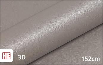 Hexis HX30PGGTAB Grain Leather Taupe Grey Gloss plakfolie