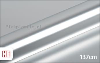 Hexis HX30SCH01S Super Chrome Silver Satin plakfolie