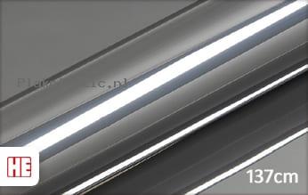 Hexis HX30SCH03B Super Chrome Titanium Gloss plakfolie
