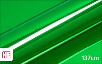 Hexis HX30SCH04B Super Chrome Green Gloss plakfolie