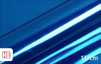 Hexis HX30SCH05B Super Chrome Blue Gloss plakfolie
