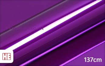 Hexis HX30SCH06B Super Chrome Purple Gloss plakfolie