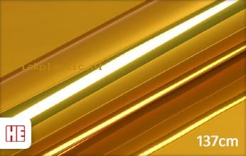 Hexis HX30SCH07B Super Chrome Gold Gloss plakfolie
