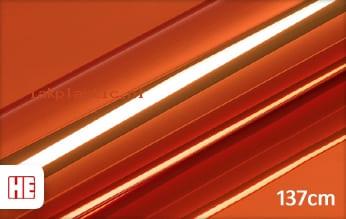 Hexis HX30SCH08B Super Chrome Orange Gloss plakfolie