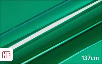 Hexis HX30SCH09B Super Chrome Turquoise Gloss plakfolie