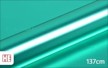 Hexis HX30SCH09S Super Chrome Turquoise Satin plakfolie