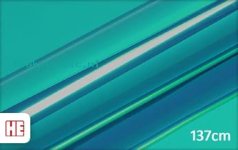 Hexis HX30SCH11B Super Chrome Light Blue Gloss plakfolie