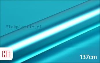 Hexis HX30SCH11S Super Chrome Blue Satin plakfolie