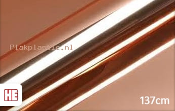 Hexis HX30SCH12B Super Chrome Rose Gold Gloss plakfolie