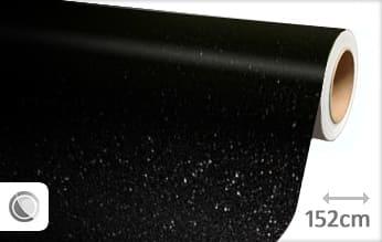 Diamant zwart plakfolie