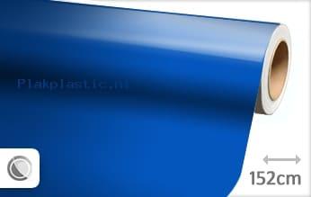 Glans blauw plakfolie