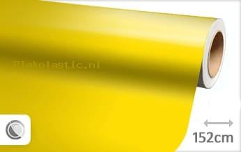 Glans geel plakfolie
