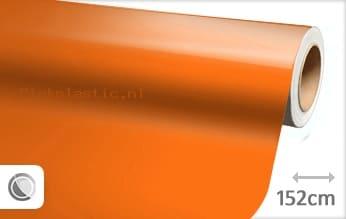Glans oranje plakfolie
